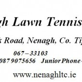 Nenagh LTC AGM 2014 – Wednesday 26th Feb 8pm