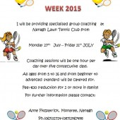 Junior Activity Week – Monday 27th – Friday 31st