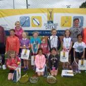 A Sportsman's Dream Junior Open Tennis