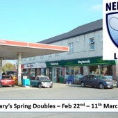 Cleary's Spring Doubles Draws & Rules