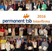 Permanent TSB Interfirms 2016 – May 9th – 28th