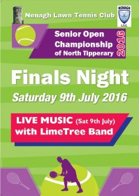 Nenagh LTC News Roundup – 7th July