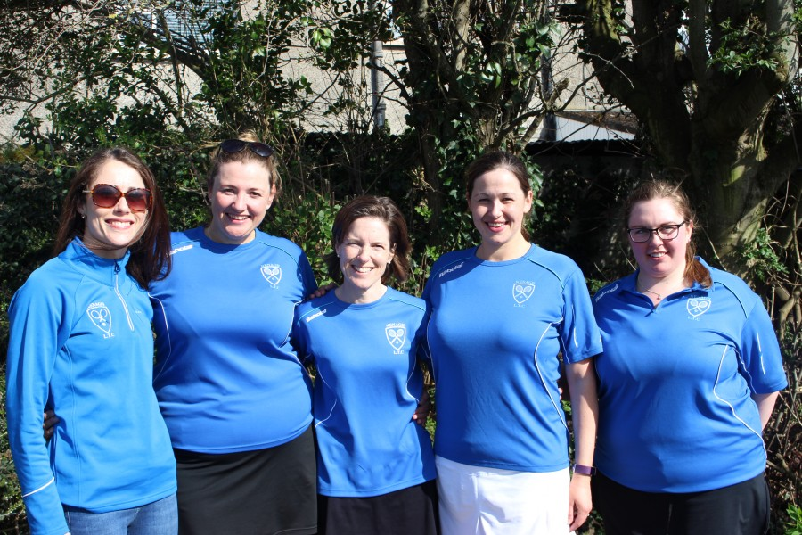 Nenagh Lawn Tennis News Round Up March