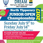 A Sportsmans Dream North Tipperary Junior Open 2017