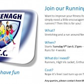 Join the NLTC Running Group!