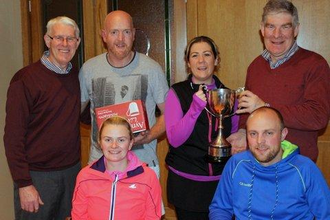Midland Tennis League Div I Winners 2014