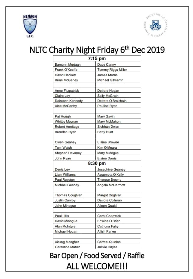 charity-night-2019-schedule-of-play